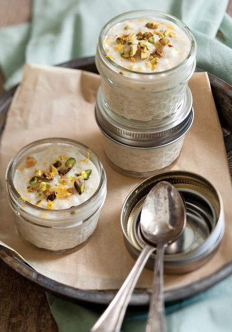 Basmati Rice Pudding | Recipe (With images) | Basmati rice ...