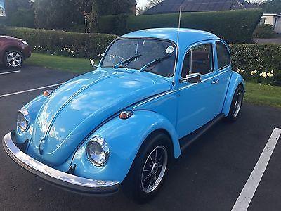 eBay: VW Volkswagen Fully-Restored Rust Free T1 1973 Beetle #vwbeetle #vwbug #vw