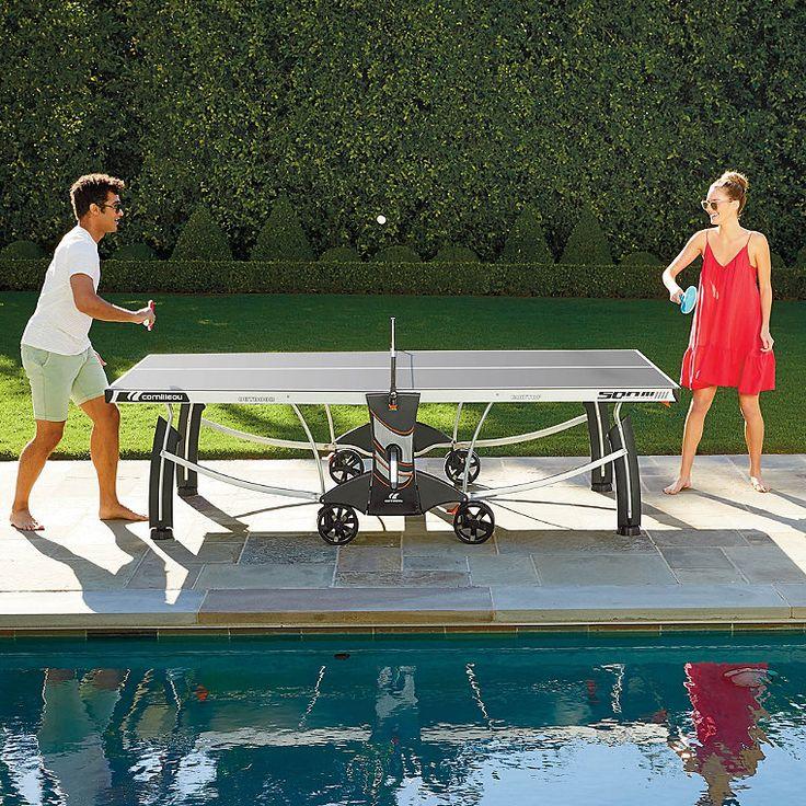 Cornilleau 300S Crossover Indoor/Outdoor Table Tennis