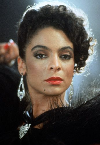 "Jasmine Guy starring as ""Dominique La Rue"" in Harlem Nights-1989"