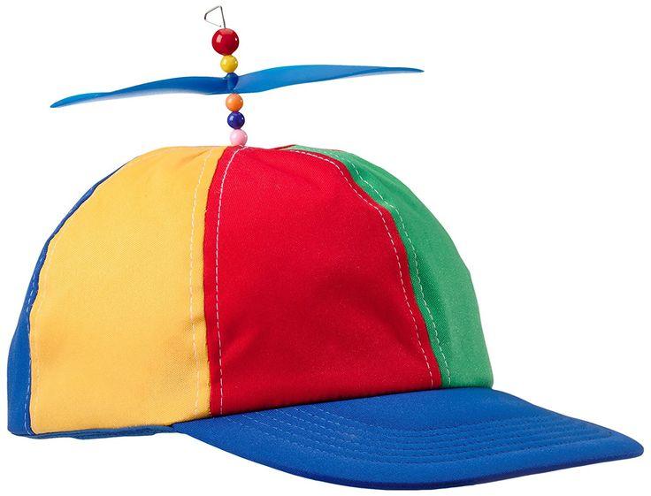 Neuheit Propeller Kappe, Geburtstage, besonderen Anlässen, bunte Mütze für Jungen und Mädchen: Amazon.de: Küche & Haushalt