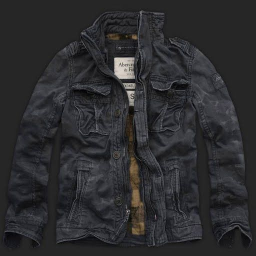 Abercrombie & Fitch Mens Coats Jacket 006