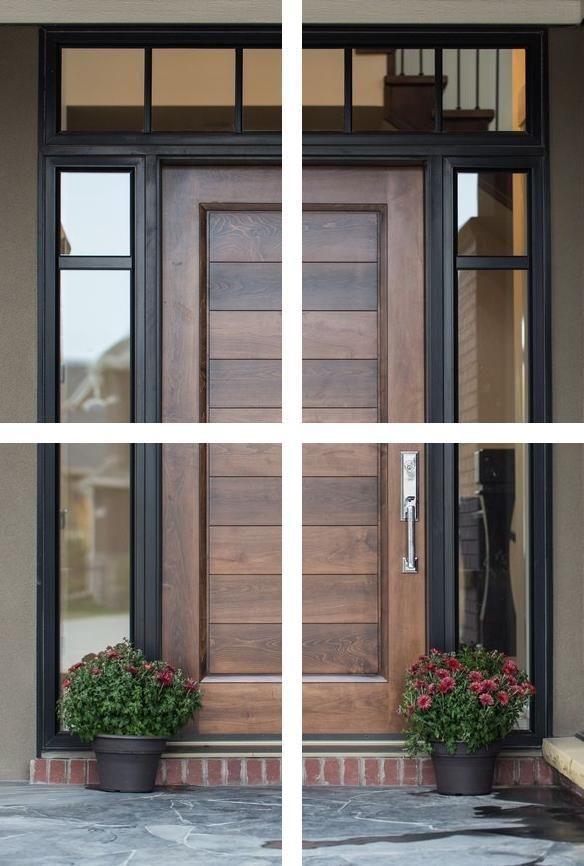 6 Panel Doors Solid Wood Interior Doors Price Panel Interior Doors Styles In 2020 Wood Doors Interior Wood Exterior Door Double Doors Exterior