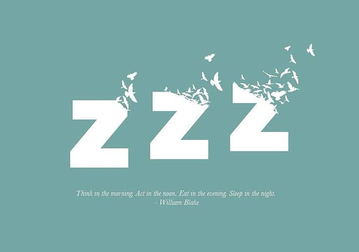 Sleep in the night