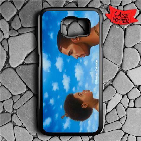 Drake Album Art Samsung Galaxy S6 Black Case