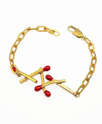 Little Match Girl bracelet  http://oohandy.com/en/little-match-girl-bracelet-p352.html