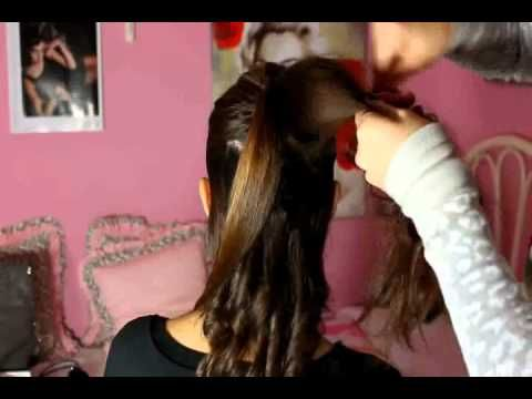 TUTORIAL CAPELLI : 3 acconciature inTRECCIAte - YouTube
