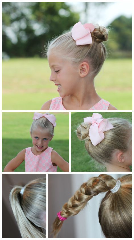 Easy Girls Hairstyles for Back to School | http://www.passionforsavings.com/easy-girls-hairstyles-for-back-to-school/