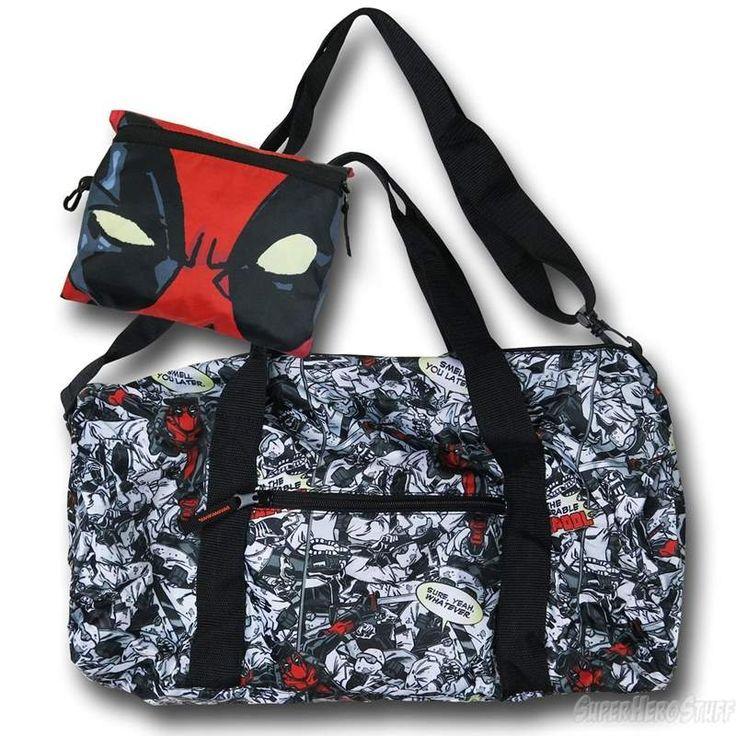 Deadpool Duffle Bag