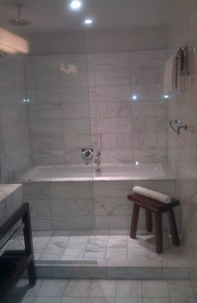 The Most Amazing Walk In Shower Tub Combo Intended For The House ...