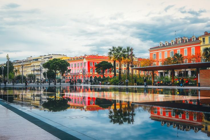 Looking For cheap flights to Nice ?   About Nice : Nice, capital of the Alpes-Maritimes department on the French Riviera, sits on the pebbly shores of the Baie des Anges. Founded by the Greeks and later a retreat for 19th-century European elite, the city has also long attracted artists.