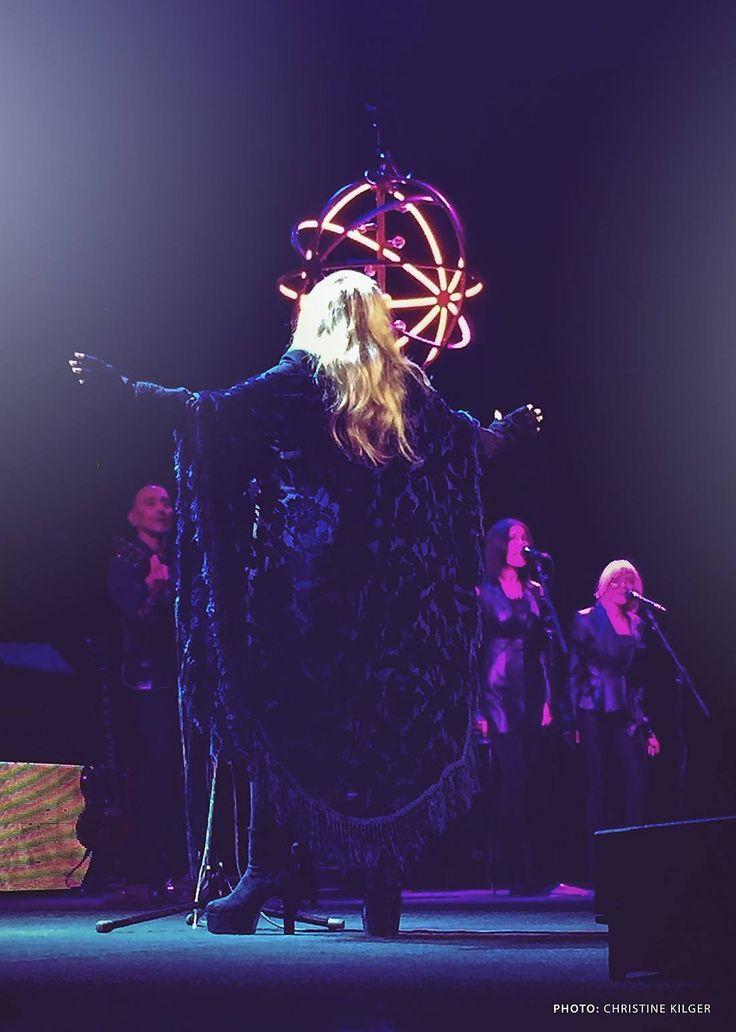Stevie Nicks, photo by Christine Kilger