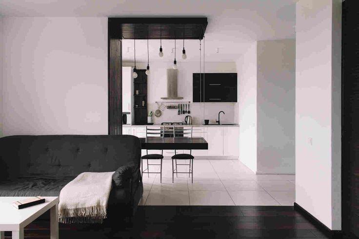 Apartment for yong couple by Formaline Studio  #design #interior #scandinavian #minimalism #wood #white #beautiful #nice #unkraine #madeinukraine