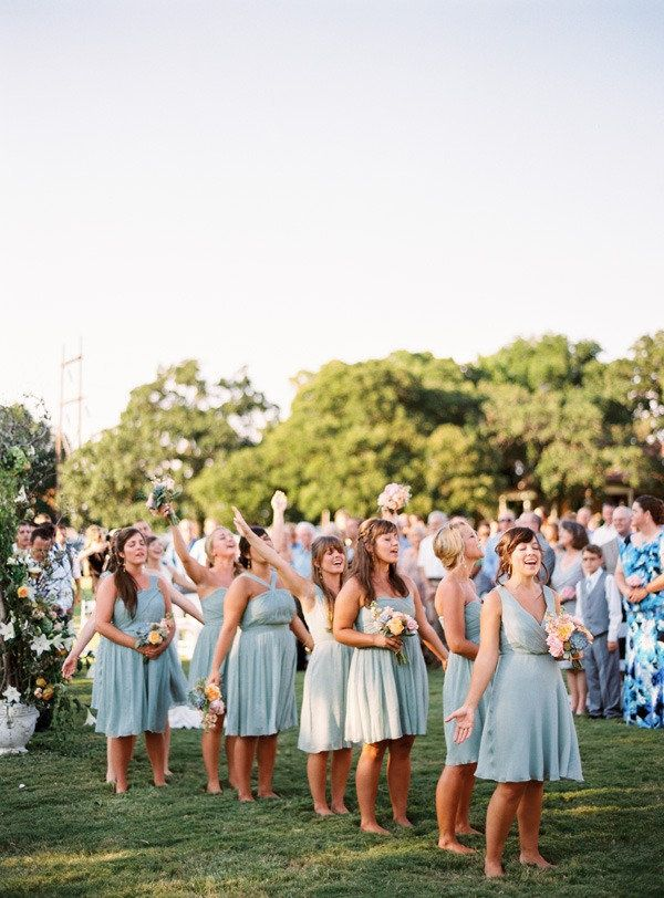 Bridesmaids prayer dance: 5 Christian wedding ideas at ceremonies