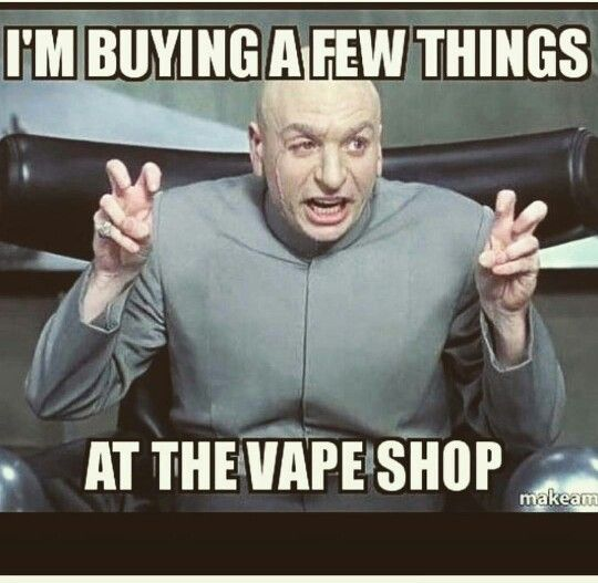 Every time I go to the vape store Ejuice Available at  http://www.voomvape.com/category/e-juice