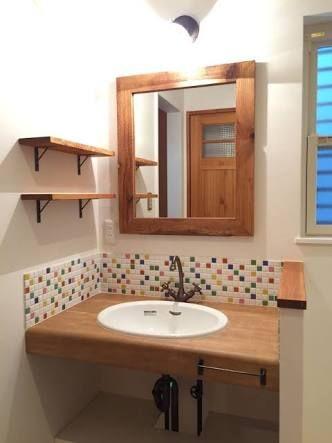 「トイレ脇 洗面台」の画像検索結果