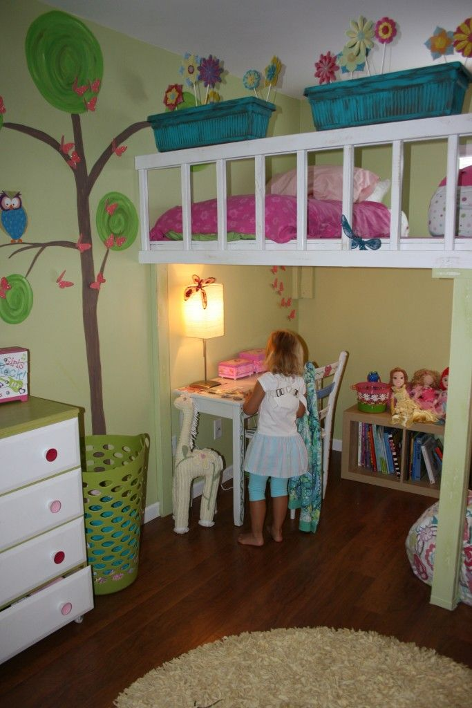 32 Best Images About Loft Bed On Pinterest Loft Bed Plans Ana White And Triple Bunk Beds