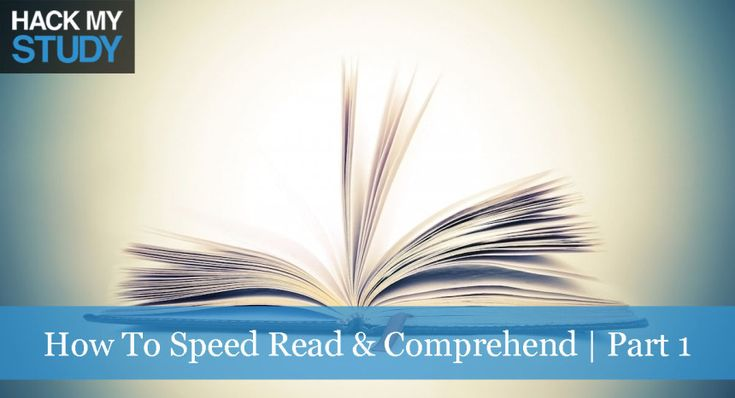 How would your life change if you could read twice as fast? Undoubtedly, your academic, professional and personal life will greatly improve. Learn these basic speed reading techniques to start your journey towards doubling or tripling your reading speed. #speedread #read #studyskill