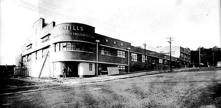 Cahill's. Mandible Street Alexandria. 1944