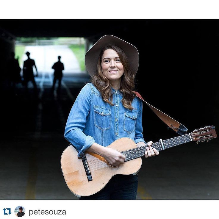 Brandi Carlile, from Pete Souza