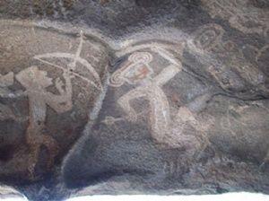 Nación distinguió investigación sobre el arte rupestre de Ancasti