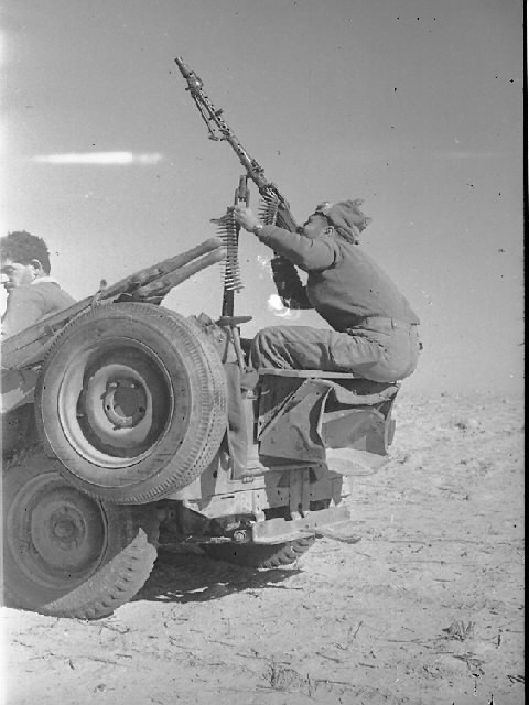 IDF 1948 Israel Independence War: 1948 Israel War of Independence-