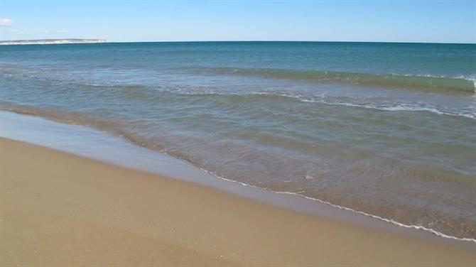 Playa Guardamar, Alicante - Costa Blanca (Espagne)
