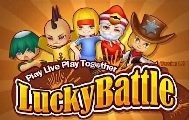 Lucky Battle « iOS Game - DotMMO.com
