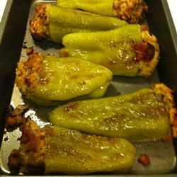 Stuffed Cubanelle Peppers Allrecipes.com