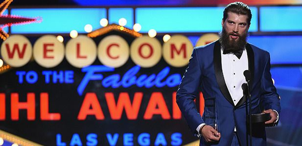 Burns Named Sports Humanitarian of the Year Finalist - San Jose Sharks - News