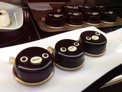Suicaペンギンのケーキ - まとめのインテリア