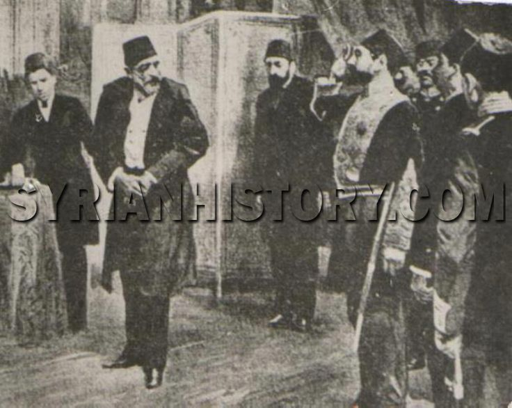 an overview of the life of sultan abdulhamid ii of the ottoman empire Pesend hanım (born fatma kadriye achba 13 february 1876 – 5 november 1924) was an imperial consort of the ottoman empire as the eleventh wife of sultan abdul hamid ii.