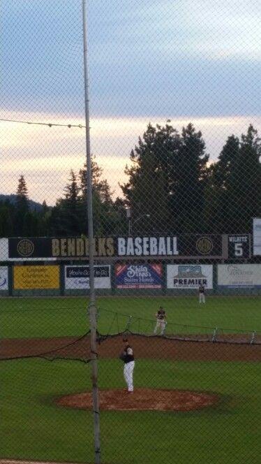 Bend Elks Baseball