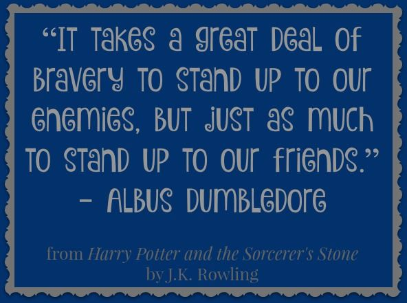7 great quotes from Harry Potter and the Sorcerer's Stone | Between Us Parents