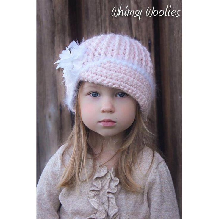 Best 131 Crochet - Kids!! images on Pinterest | Crocheted hats ...