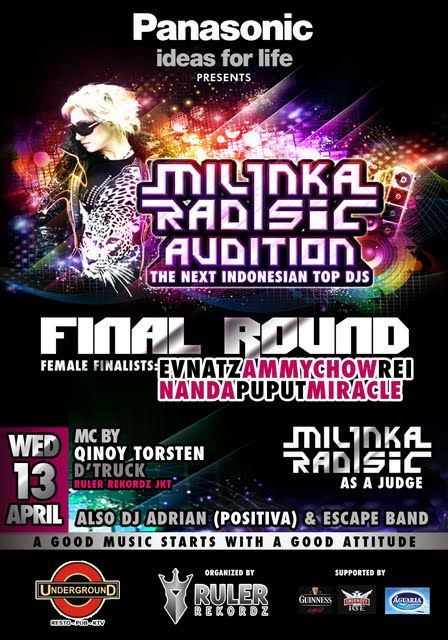qinkqonk's Portfolio: Milinka Radisic Audition