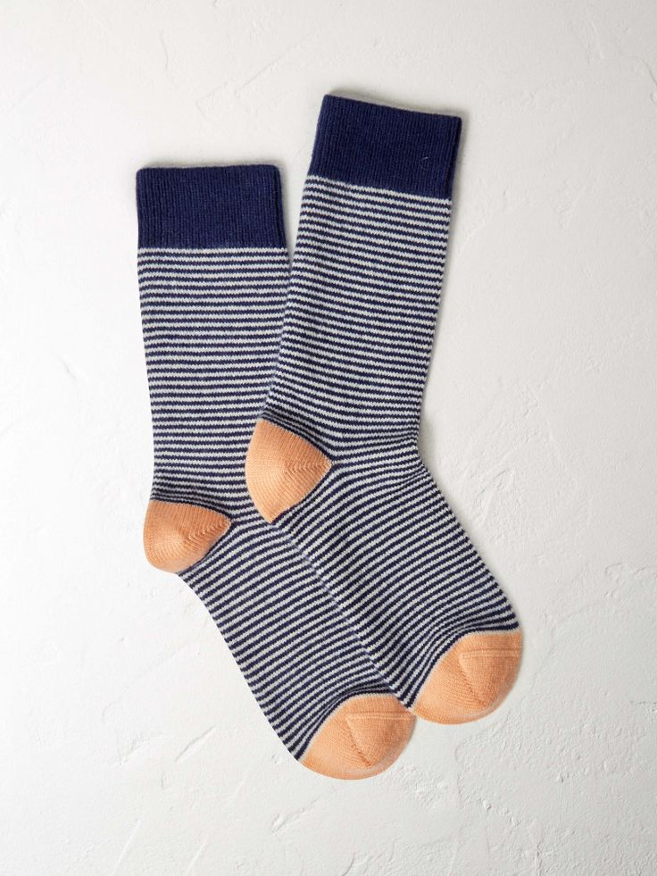 Cashmere Mix Lounge Sock
