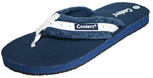 Kühler Frauen Toe Post Flip Flop Pool Strand Schuh Sandale Größe 3-8 (7 UK, Marine) - http://on-line-kaufen.de/kuehler/40-eu-7-uk-kuehler-frauen-toe-post-flip-flop-pool-3-8-3
