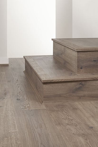 LILLE - our premium grey oak toned timber floorboards in our Étendu collection - be inspired today