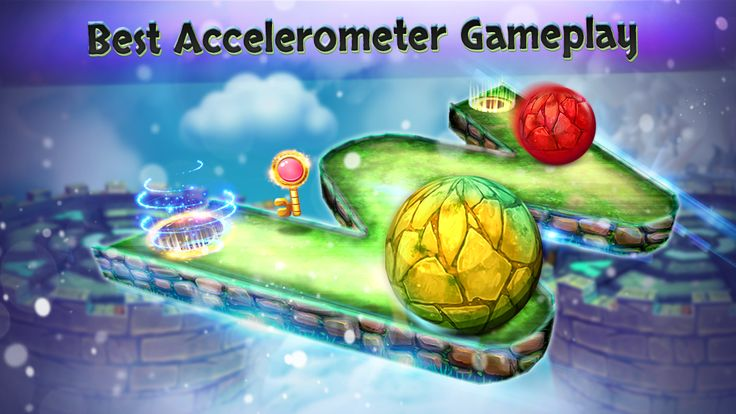 The main goal of #ballgame is to pass through all the #3Dball levels and reach the maximum score! Show us, how many scores you can achieve?? URL: http://bit.ly/2pLsp11   #3Dmazegame, #bestballgames, #3dballgame, #rolltheball, #rollingpuzzles, #balanceball, #rollingball