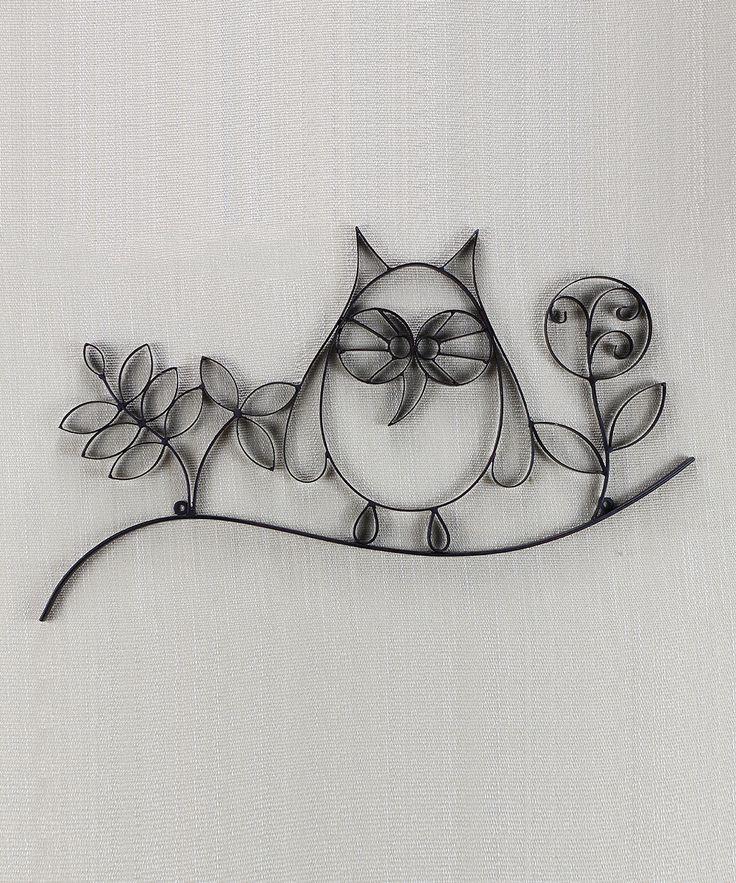 Owl Wall Art   zulily