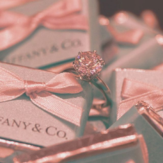 Tiffany & Co. Pink diamond                                                                                                                                                                                 More