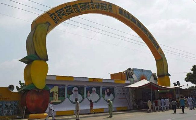 'Skeletons' Inside Premises Admits Dera Mouthpiece Day Before Search - NDTV #757Live