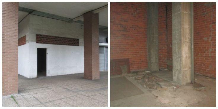 Local de obra, haciendo esquina frente al Colegio San Fernando. Cualquier giro. Magnífica renta. Posibilidad de condonación. Precio: 390 €