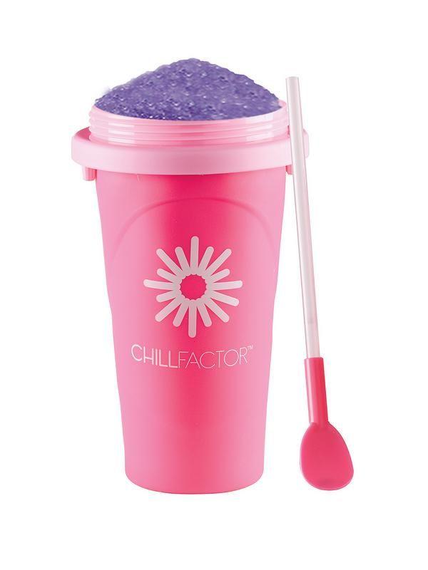 ChillFactor Slushy Maker - Pink | very.co.uk