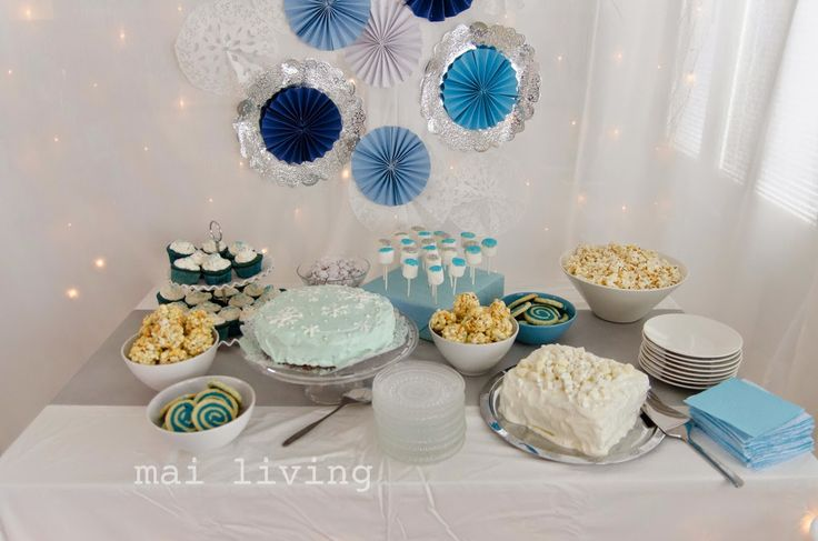 Frozen party / mai living
