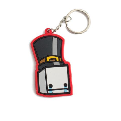 HATTY KEYCHAIN – THE BEHEMOTH STORE