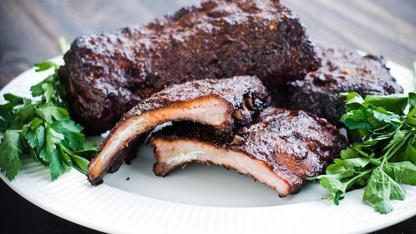 Chef Paul's (BBQ Pitmasters) Sweet and Smoky Ribs
