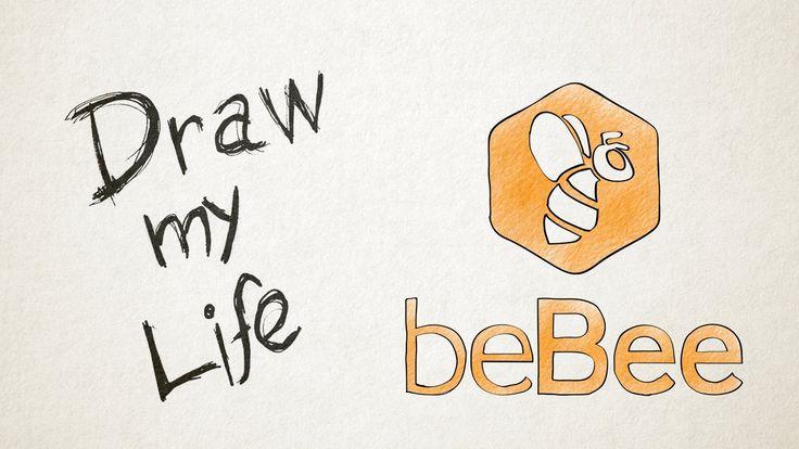 beBee - Draw my life (in English) - YouTube