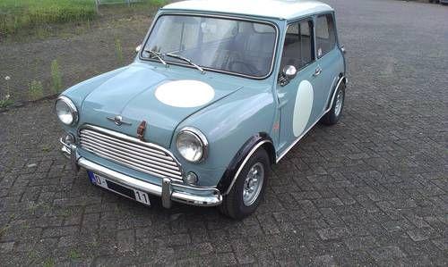Morris Mini Cooper MK1 For Sale (1966)